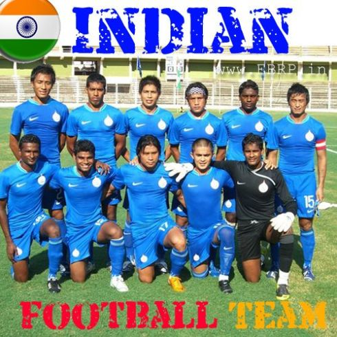 Alert the media! India's national football (soccer) team is turbanless! India must be racist and xenophobic!